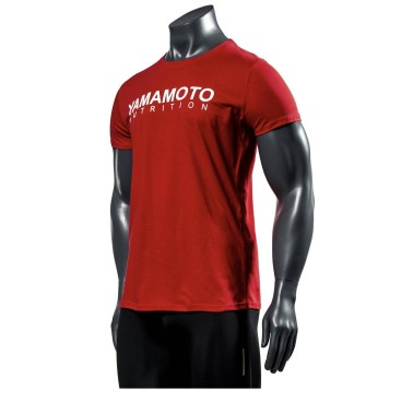 YAMAMOTO Man T-Shirt 145 OE ROSSA in vendita su Nutribay.it
