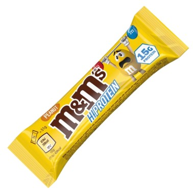 M&M'S HI PROTEIN BAR 51 gr in vendita su Nutribay.it