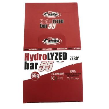 PRONUTRITION HYDROLYZED BAR 50% 24 BARRETTE in vendita su Nutribay.it