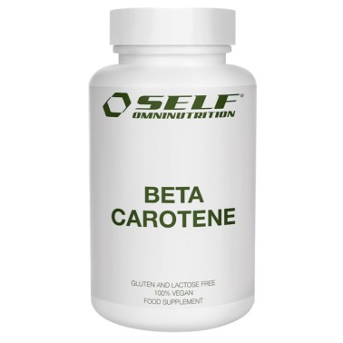 SELF OMNINUTRITION BETA CAROTENE 60 cpr in vendita su Nutribay.it