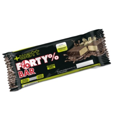 +WATT FORTY% BAR 1 Barretta da 80 gr in vendita su Nutribay.it