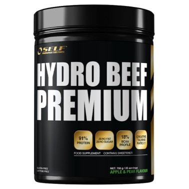 SELF OMNINUTRITION HYDRO BEEF PREMIUM 750 gr in vendita su Nutribay.it