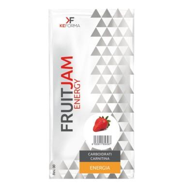 KEFORMA FRUIT JAM ENERGY - 1 Gel da 40 gr in vendita su Nutribay.it