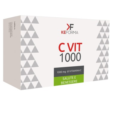 KEFORMA C VIT 1000 30 cpr in vendita su Nutribay.it