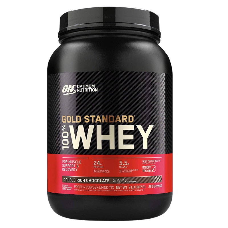 ON OPTIMUM NUTRITION 100% WHEY GOLD STANDARD 896 gr in vendita su Nutribay.it