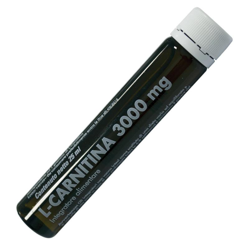 KEFORMA L-CARNITINA 3000 1 fiala da 25 ml in vendita su Nutribay.it
