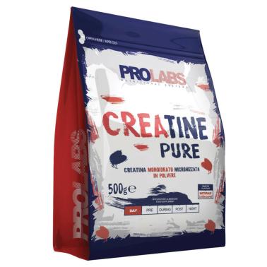 PROLABS CREATINE PURE in polvere 500 gr in vendita su Nutribay.it