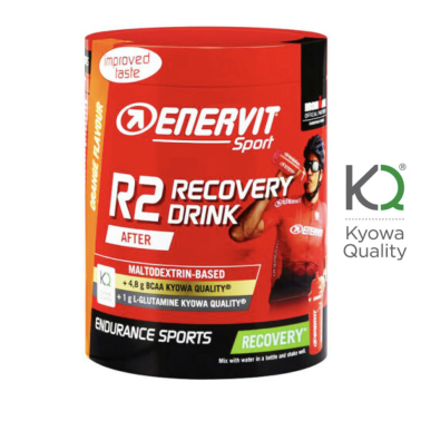 ENERVIT R2 Sport RECOVERY DRINK 400 GR Integratore Recupero Completo in vendita su Nutribay.it