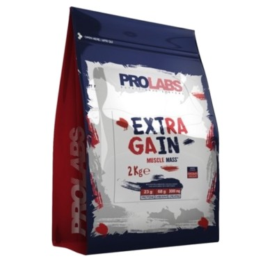 PROLABS EXTRA GAIN MUSCLE MASS 2 Kg in vendita su Nutribay.it