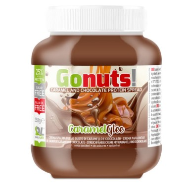 DAILY LIFE GONUTS Caramel Glee 350 gr cioccolato e caramello in vendita su Nutribay.it