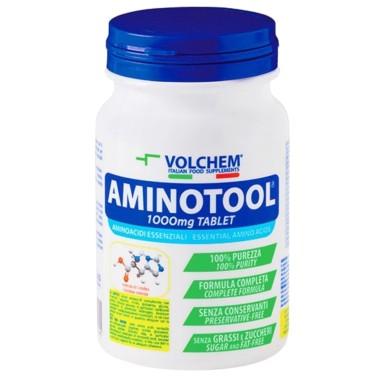 VOLCHEM AMINOTOOL 120 cpr in vendita su Nutribay.it