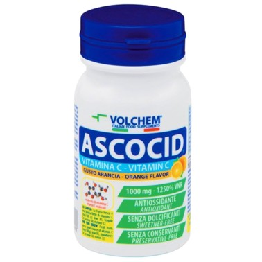 VOLCHEM ASCOCID 60 cpr in vendita su Nutribay.it