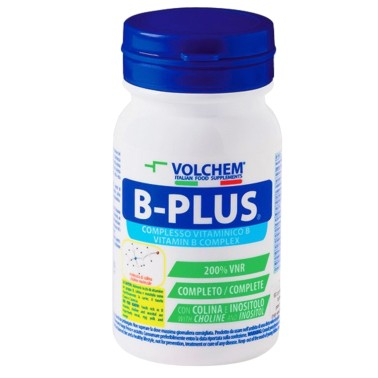 VOLCHEM B-PLUS ® 60 cpr in vendita su Nutribay.it