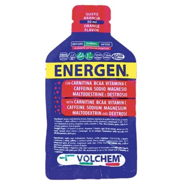 VOLCHEM ENERGEN ® 1 gel da 30 ml in vendita su Nutribay.it