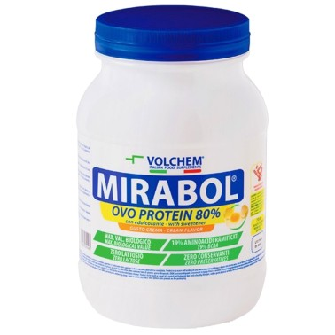 VOLCHEM MIRABOL OVO PROTEIN 80 750 gr in vendita su Nutribay.it
