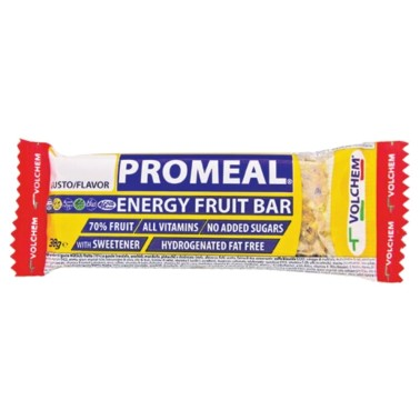 VOLCHEM PROMEAL ® ENERGY FRUIT 38 gr in vendita su Nutribay.it