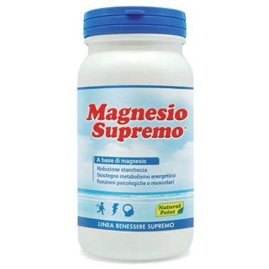 NATURAL POINT MAGNESIO SUPREMO 150 gr. in vendita su Nutribay.it
