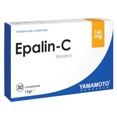 YAMAMOTO RESEARCH EPALIN-C® 30 cpr in vendita su Nutribay.it