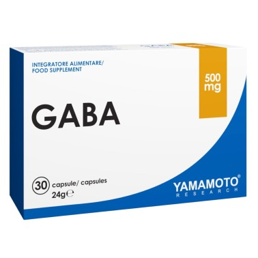 YAMAMOTO RESEARCH GABA 30 caps in vendita su Nutribay.it