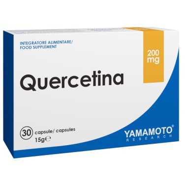 YAMAMOTO RESEARCH QUERCETINA 30 caps in vendita su Nutribay.it