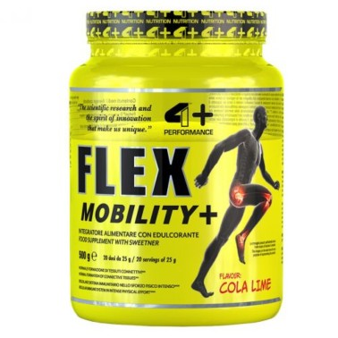 4+ NUTRITION FLEX MOBILITY+ 500 gr in vendita su Nutribay.it