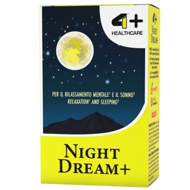 4+ NUTRITION NIGHT DREAM+ 20 bustine in vendita su Nutribay.it