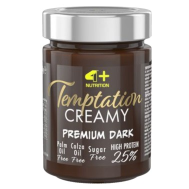 4+ NUTRITION TEMPTATION CREAMY 300 gr in vendita su Nutribay.it