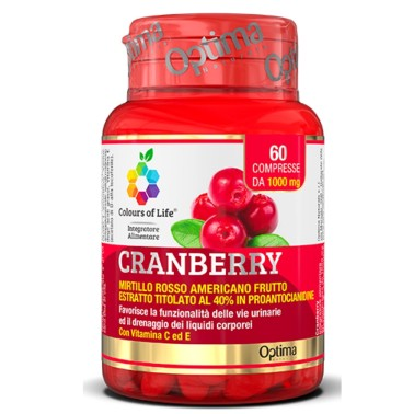 OPTIMA CRANBERRY 60 cpr in vendita su Nutribay.it