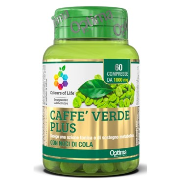 OPTIMA CAFFÈ VERDE 60 cpr in vendita su Nutribay.it