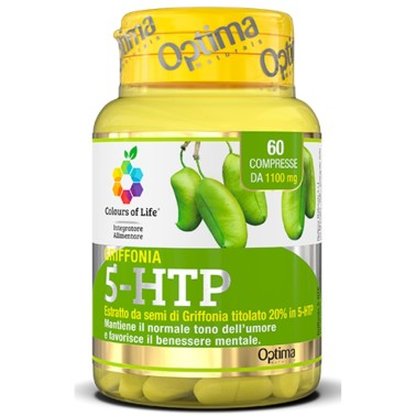 OPTIMA GRIFFONIA 5-HTP 60 cpr in vendita su Nutribay.it