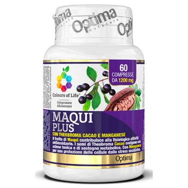 OPTIMA MAQUI PLUS 60 cpr in vendita su Nutribay.it