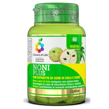 OPTIMA NONI PLUS 60 caps in vendita su Nutribay.it