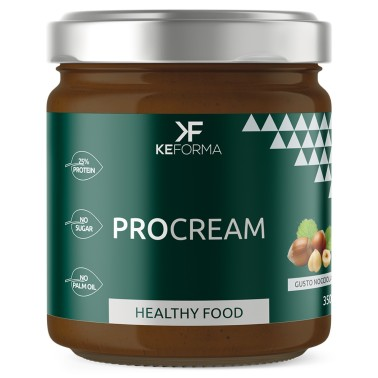 KEFORMA PROCREAM 350 gr in vendita su Nutribay.it