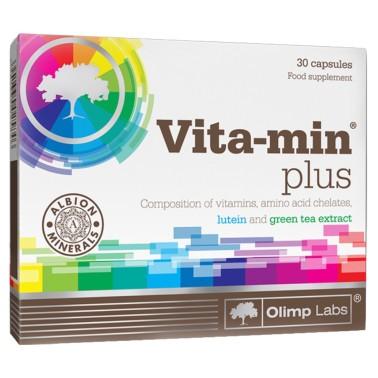 OLIMP VITA-MIN PLUS 30 caps in vendita su Nutribay.it