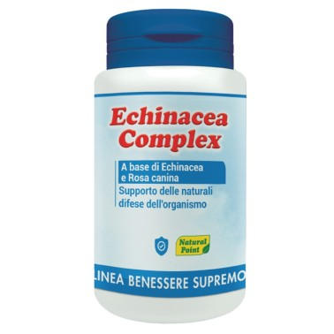 NATURAL POINT ECHINACEA COMPLEX 50 caps in vendita su Nutribay.it