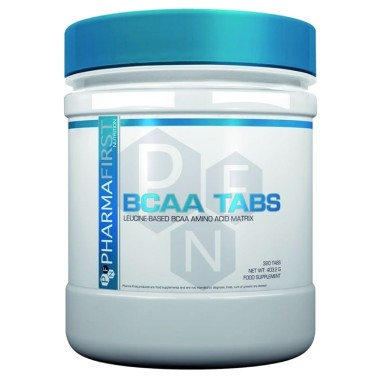 PHARMAFIRST BCAA TABS 320 cpr in vendita su Nutribay.it