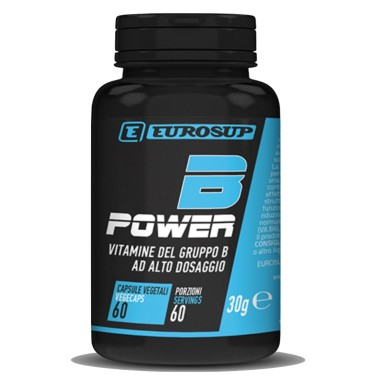 EUROSUP B POWER 60 caps in vendita su Nutribay.it