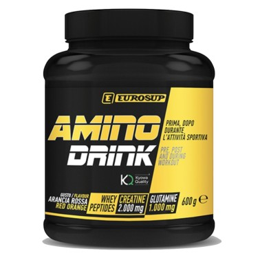 EUROSUP AMINO DRINK PLUS 600 gr in vendita su Nutribay.it