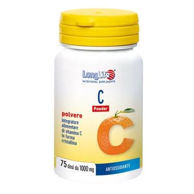 LONG LIFE C POWDER 75 gr in vendita su Nutribay.it