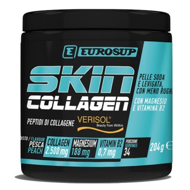 EUROSUP SKIN COLLAGEN 204 gr in vendita su Nutribay.it
