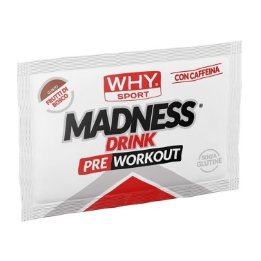 WHY SPORT MADNESS DRINK 7,3 gr in vendita su Nutribay.it