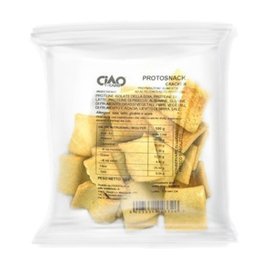 CIAOCARB PROTOSNACK CRACKER STAGE 1 50 gr in vendita su Nutribay.it
