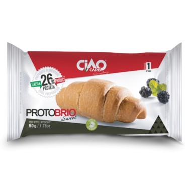 CIAOCARB PROTOBRIO SWEET CROISSANT STAGE 1 x 50 gr in vendita su Nutribay.it