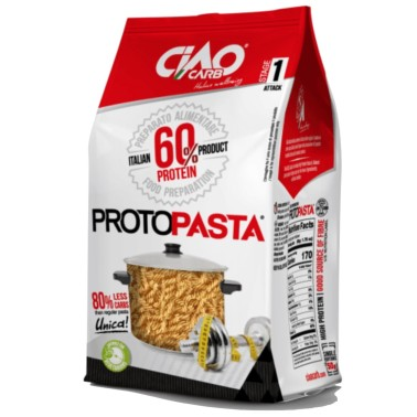 CIAOCARB PROTOPASTA FUSILLI STAGE 1 50 gr in vendita su Nutribay.it