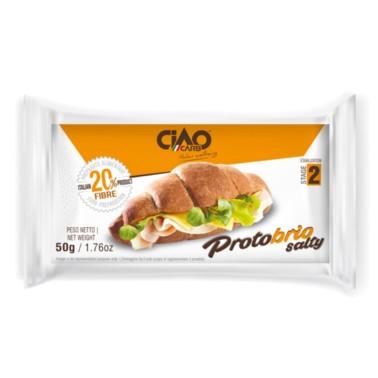 CIAOCARB PROTOBRIO SALTY 50 gr in vendita su Nutribay.it