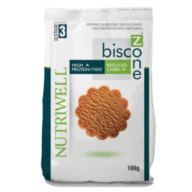 CIAOCARB NUTRIWELL BISCOZONE STAGE 3 - 100 gr in vendita su Nutribay.it