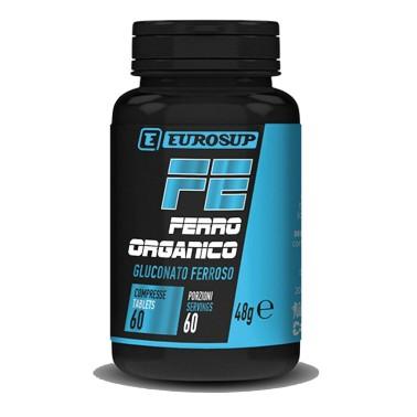 EUROSUP FERRO ORGANICO 60 cpr in vendita su Nutribay.it
