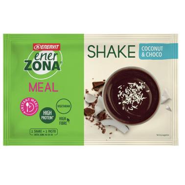ENERZONA MEAL SHAKE Instant Meal 40-30-30 - 1 busta da 56 gr in vendita su Nutribay.it