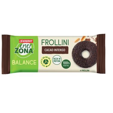 ENERZONA BALANCE Frollini dieta a Zona 40-30-30 24 gr in vendita su Nutribay.it