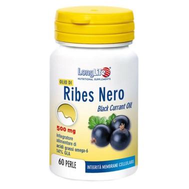 LONG LIFE OLIO DI RIBES NERO 60 perle in vendita su Nutribay.it